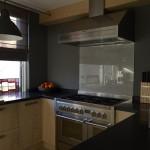 Keuken eiken white wash